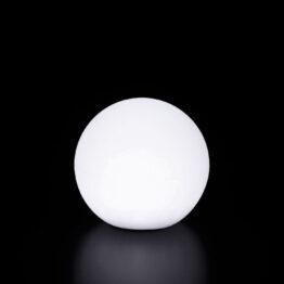 wynajem mebli podwietlanych kola podswietlana sphere20