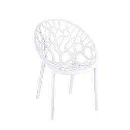 wynajem krzesel krzesla biale crystal 1 1