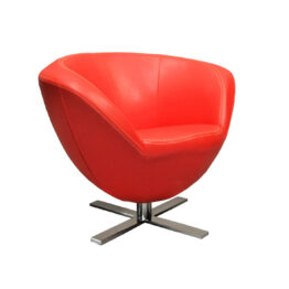 wynajem foteli fotele czerwone only red 2