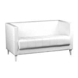 wynajem sof sofa biala mio duo white