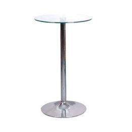wynajem stolikow koktajlowych koktajlowe stoliki tess 60 clear