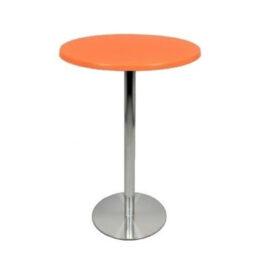 wynajem stolikow koktajlowych koktajlowe stoliki unique 70 orange