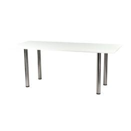 wynajem stolow eventowych stoly biale verto 160 white