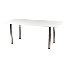 wynajem stolow eventowych stoly biale verto 180xl white