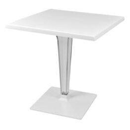 wynajem stolow wypozyczalnia stol ice square white