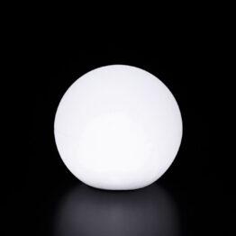wynajem mebli podwietlanych kola podswietlana sphere30