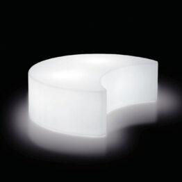 wynajem stolikow stolik niski podswietlany moon slide design wynajem
