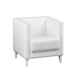 fotel eventowy MIO White bialy wynajem AMADEO