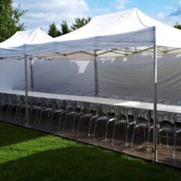 namiot eventowy V3 3x45 wypozyczalnia warszawa
