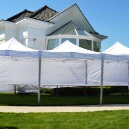polaczone namioty 3x3 wynajem warszawa