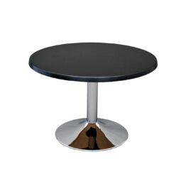 wynajem stolikow niskich stolik kawowy tessi 70 chrome black amadeo