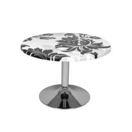 wynajem stolikow niskich stolik kawowy tessi 70 chrome glamour amadeo