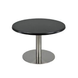 wynajem stolikow niskich stolik loci round black amadeo