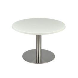 wynajem stolikow niskich stolik loci round white amadeo