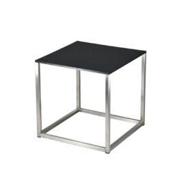 wynajem stolikow stolik niski code 45 inox black amadeo