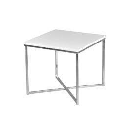 wynajem stolikow stoliki emilio square white amadeo
